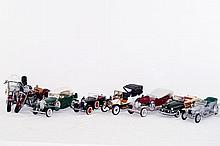 Coll.  Die Cast Franklin Min & Danbury mint Cars +
