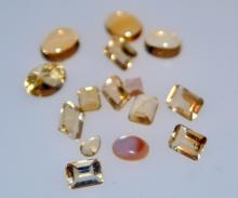 Natural citrine  citrine gemstones