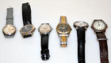 Vintage mens watches/Seiko +