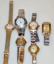 Estate ladies wristwatches/Seiko, Geneva, Piaget