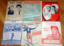 Vintage sheet music /Hope, Ed Fisher