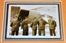 Military photo Joe Lewis
