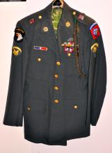 American military dress uniform/paratrooper