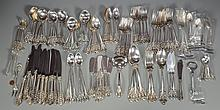 139-pc Wallace Grande Baroque Flatware