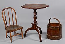 East Tennessee Candlestand, Child's Windsor, Other
