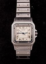 Mens Cartier Watch