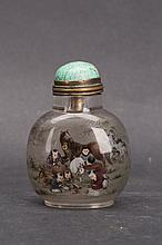 Crystal Snuff Bottle