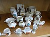 A group of 19 pieces of crested ware, various