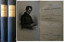 INDIA - SIR HENRY LAWRENCE - PUNJAB - Life of Sir