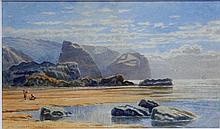 Samuel Phillips Jackson R.W.S./Beach Scene, possib