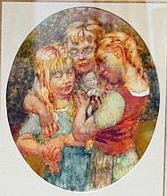 Noel Laura Nisbet R I (British 1887 - 1956)/The Br