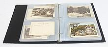 A large quantity of postcards, early 20th Century,