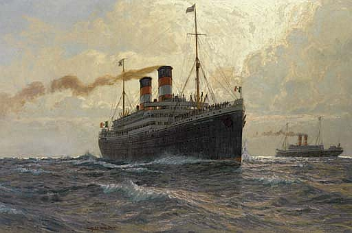 The  S.S. Martha Washington