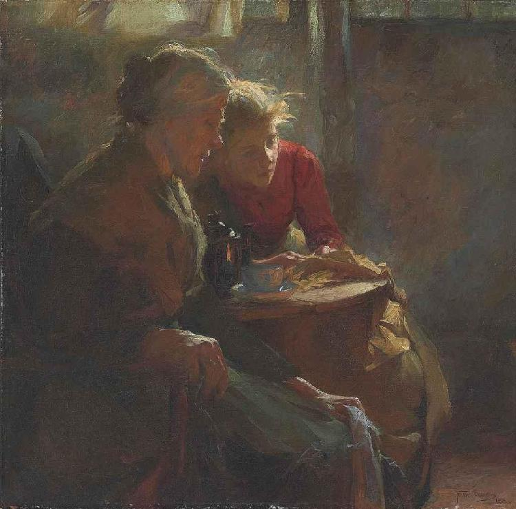 Frank Bramley, R.A. (1857-1915)