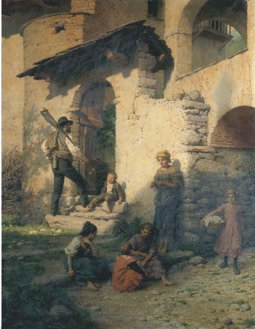 Raffaele Giannetti (Italia 1832-1916)