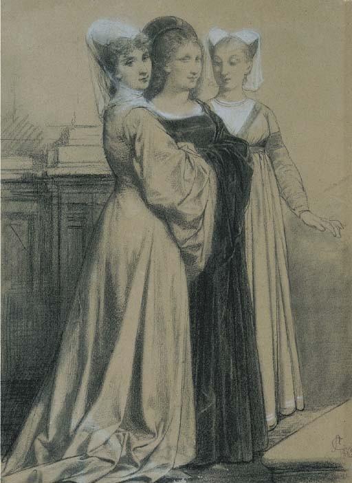 Amos CASSIOLI (Italia 1832-1891)