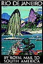 RIO DE JANEIRO BY ROYAL MAIL, Kenneth Denton Shoesmith, Click for value