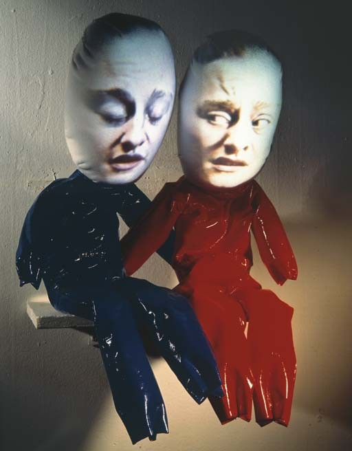 Tony Oursler (b. 1957)