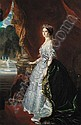 After Franz Xaver Winterhalter, Franz Xavier Winterhalter, Click for value