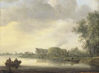 Jan Josefsz. van Goyen (Leiden 1596-1656 The Hague)