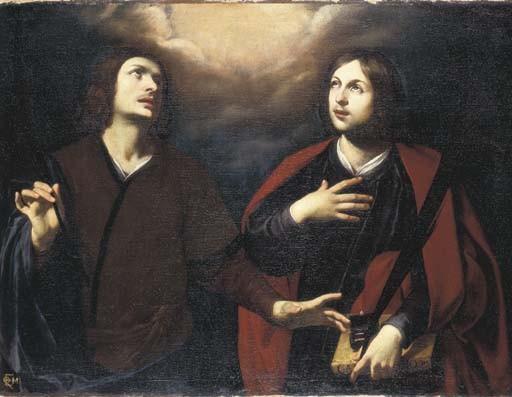 Massimo Stanzione (Orta di Atella 1585-Napoli 1656)