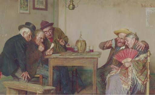 Gaetano Bellei (Italian, 1857-1922)