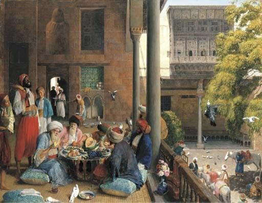 John Frederick Lewis (British, 1805-1876)