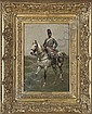 A french cavalryman