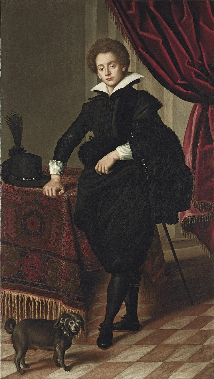 Jacopo Chimenti, called Jacopo da Empoli (Florence 1551-1640)