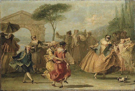 Dancing the Minuet