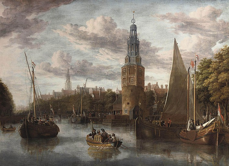 Studio of Jacobus Storck (Amsterdam 1641-after 1692)