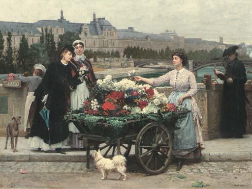 Marie-François Firmin-Girard (French, 1838-1921)