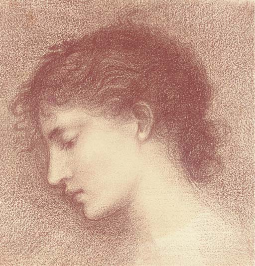 Sir Edward Coley Burne-Jones, Bt, A.R.A., R.W.S. (1833-1898)