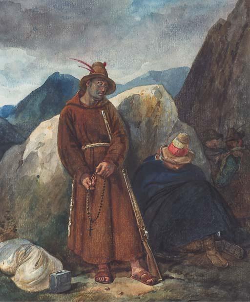 Joseph-Nicolas Robert-Fleury (1797-1890)