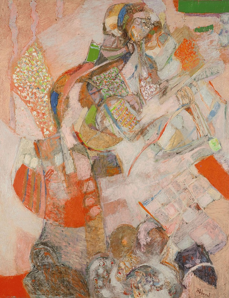 Chafic Abboud (Lebanese, 1926-2004)