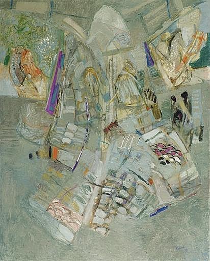 Chafic Abboud (Lebanese 1926-2004)