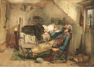 Thomas Faed, R.A., H.R.S.A. (1826-1900)