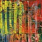 Abstraktes Bild, Gerhard Richter, Click for value