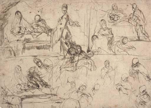 Massimo Stanzione (Naples 1585-1656)