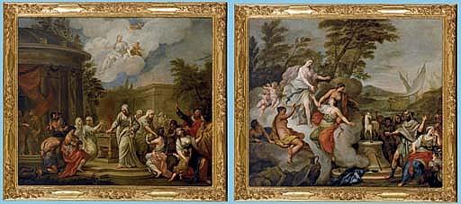 Sacrificio d'Ifigenia (Ifigenia in Aulide); e Ifigenia in Tauride
