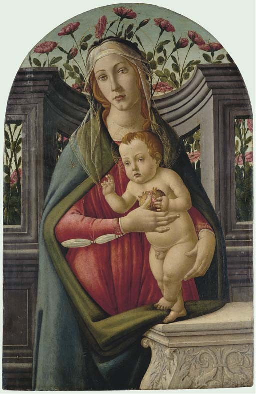 Alessandro Filipepi, called Sandro Botticelli (Florence 1445?-1510)