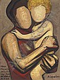 Los dos Davides, David Alfaro Siqueiros, Click for value