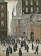 Laurence Stephen Lowry, R.A. (1887-1976), L.S. Lowry, Click for value