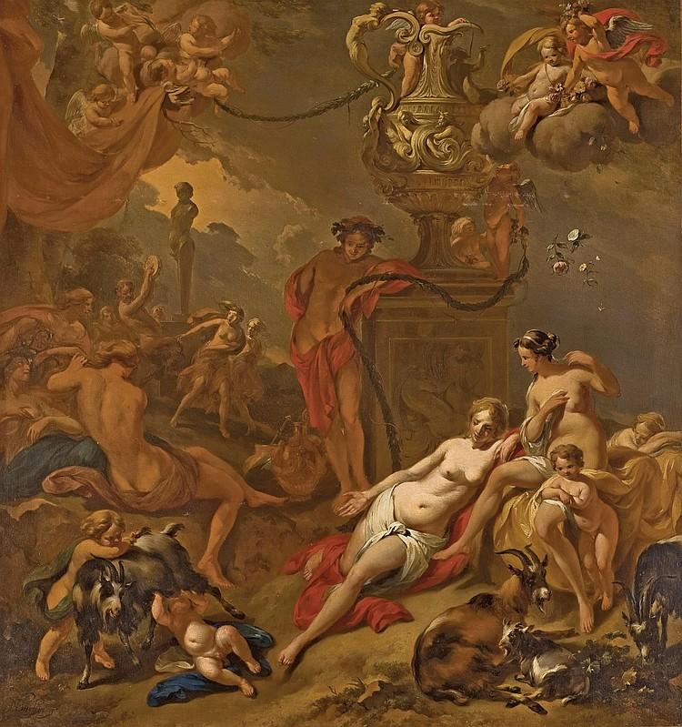 NICOLAES BERCHEM (HAARLEM 1620-1683)