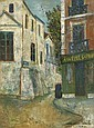 MAURICE UTRILLO (1883-1955), Maurice Utrillo, Click for value