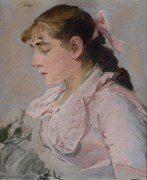 La femme en rose (Jeanne Gonzalès)