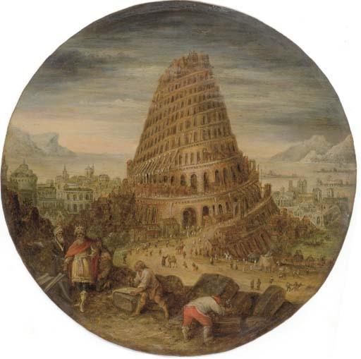 Cerchia di Pieter Brueghel il Vecchio ( ? 1526-1569 Bruxelles)