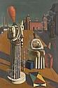 Giorgio de Chirico (1888-1978), Giorgio de Chirico, Click for value