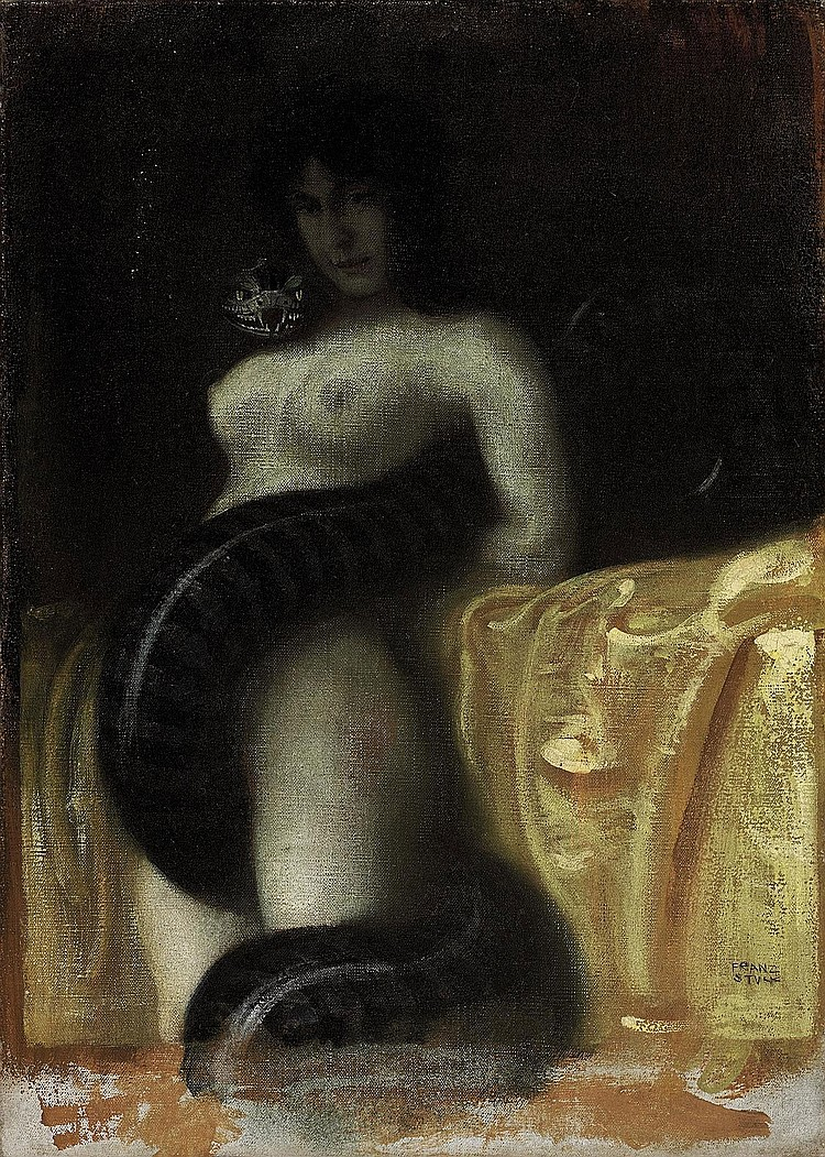 Franz von Stuck (German, 1863-1928)