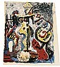 Jackson Pollock (1912-1956), Jackson Pollock, Click for value